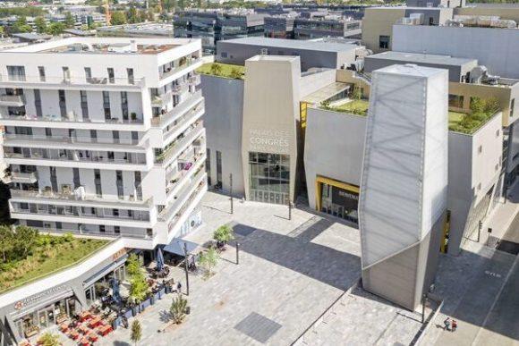 Palais des Congrès Paris Saclay