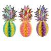 Ananas en papier pour décoration